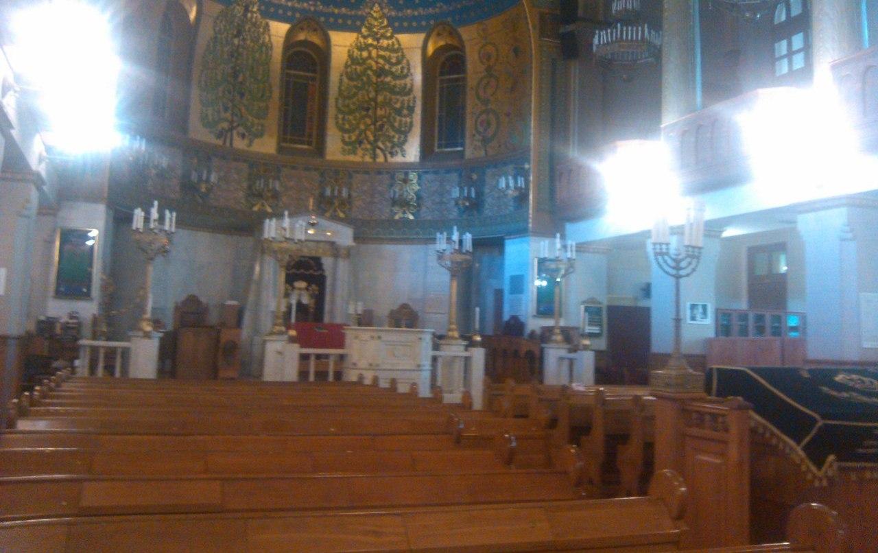 В Москве усилены меры безопасности в главной синагоге России