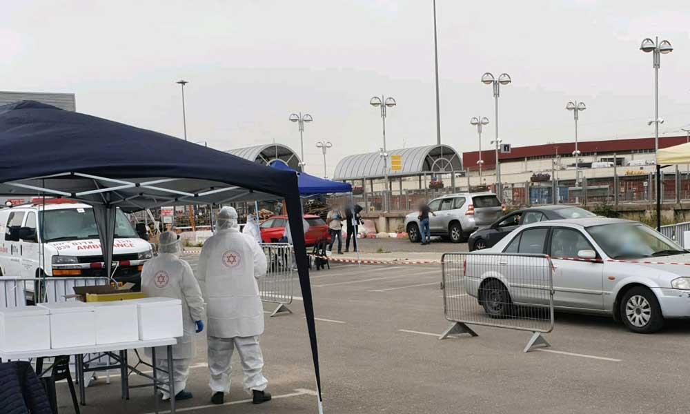"""""""Ковид"""" в Израиле: мало проверяли, мало выявляли, 10 умерших за сутки"""