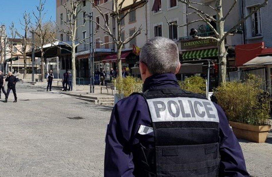 Французская полиция жестко пресекла пропалестинскую манифестацию в Париже