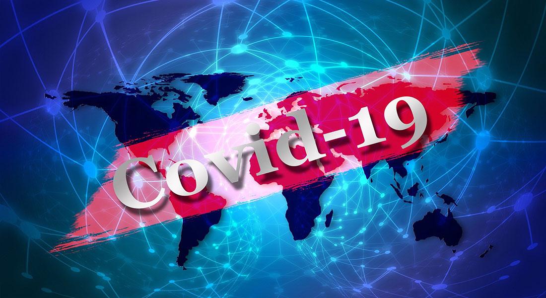 Число зараженных коронавирусом людей во всем мире перевалило за 100 миллионов