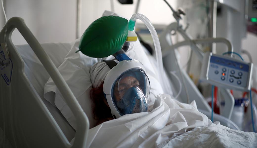 """""""Ковид"""" в Израиле: за неделю зафиксирован существенный прирост числа больных в тяжелом и критическом состоянии"""