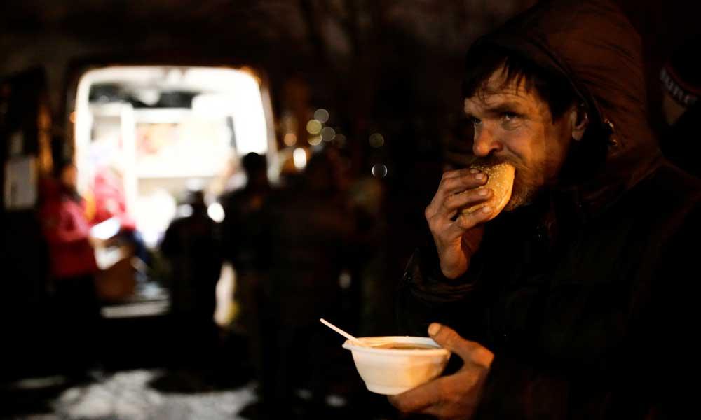"""Россияне пополнили американский список """"бездомных"""" наций"""