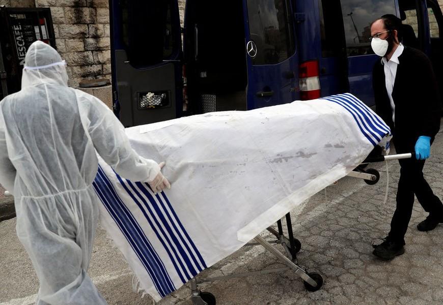 """Ковид"" в Израиле: за сутки умерли 92 человека"