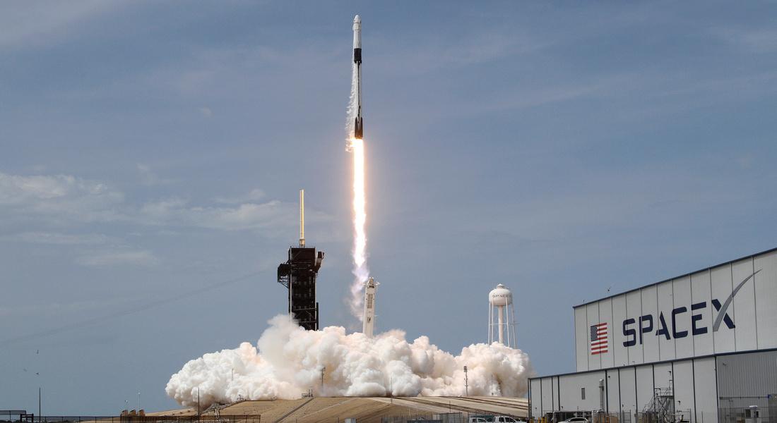 Илон Маск рассказал, когда первый человек окажется на Марсе