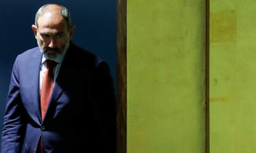 Прямо как в Израиле: после второй неудачной попытки избрать премьера парламент Армении распущен