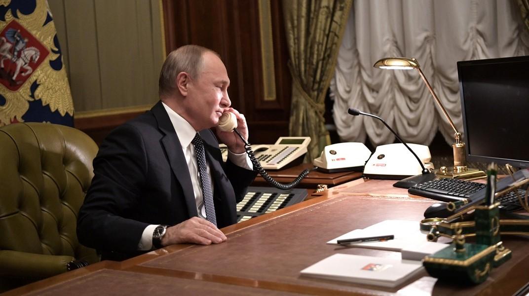 Кремль: встреча Путина с Байденом будет зависеть от поведения американцев