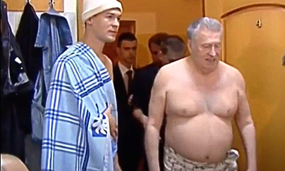 В Киеве сорвалось первое заседание суда над Жириновским: не явились адвокаты