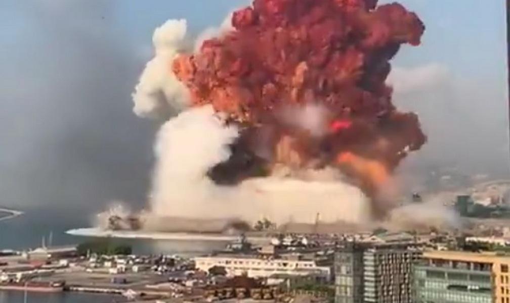 """В деле о взрыве в порту Бейрута нашли """"сирийский след"""""""