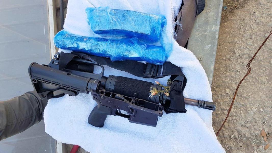 """Израиль криминальный: полиция накрыла """"черный рынок"""" оружия в Тайбе"""