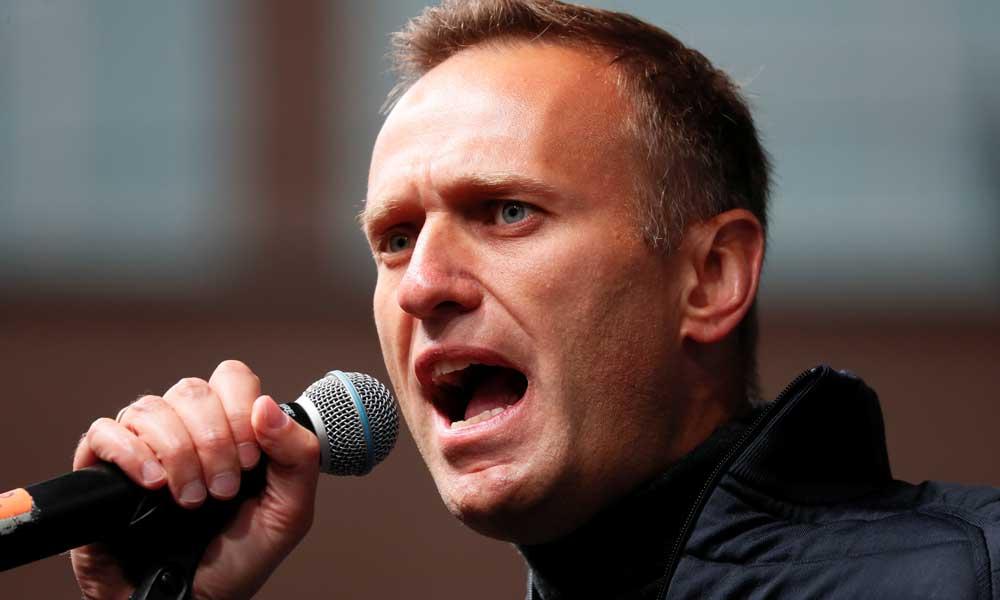 Запад давит на Кремль: освободите Навального!