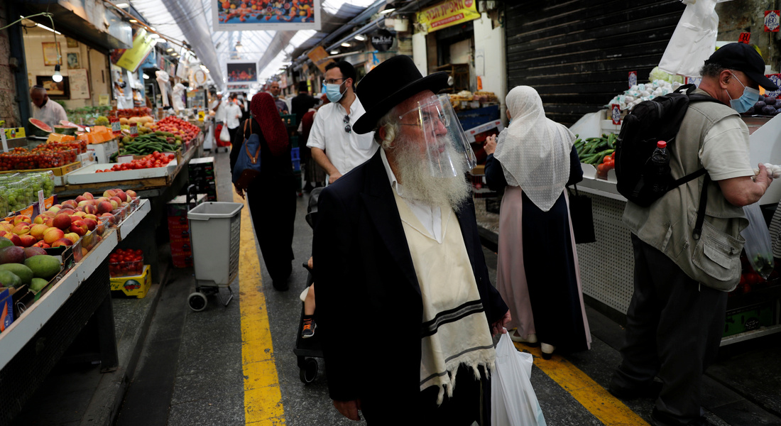 """""""Ковид"""" в Израиле: число выздоровевших значительно превысило прирост новых заразившихся"""