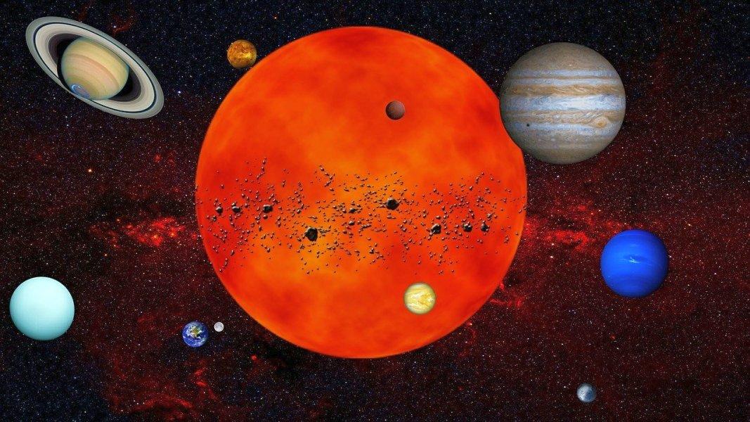 В Юпитер врезалось что-то большое, вспышку было видно с Земли