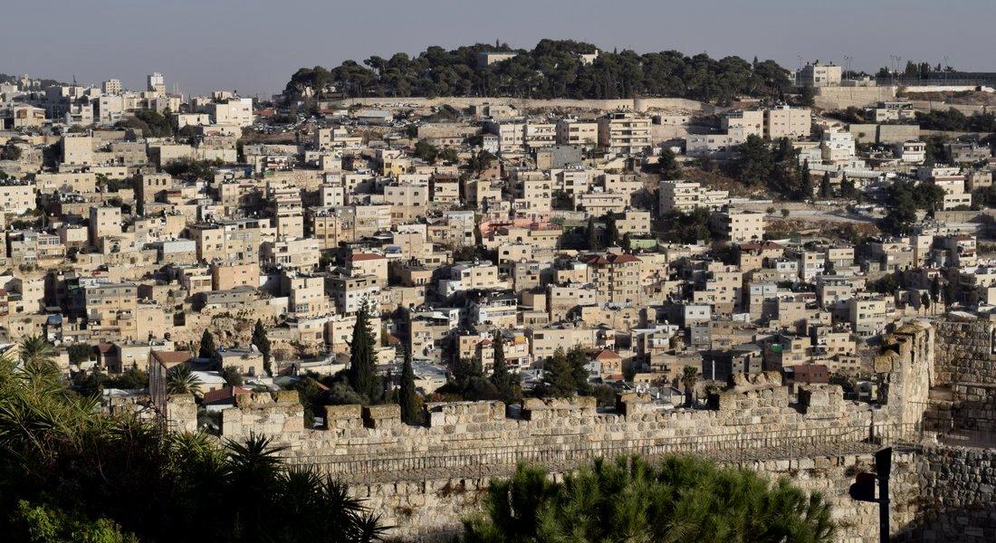 Погода в Израиле: жарко и сухо
