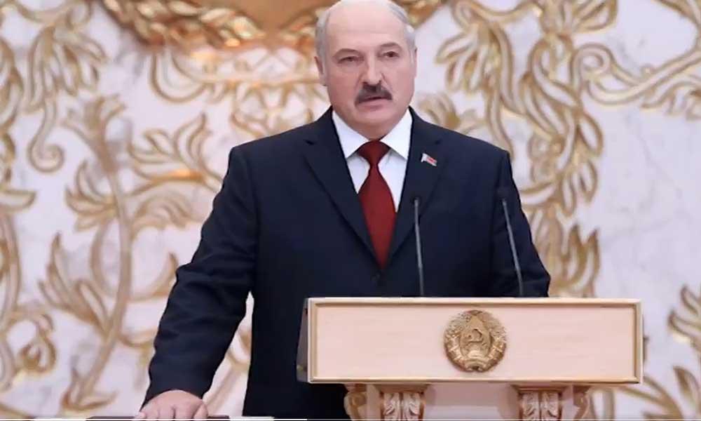 """""""Не наследники фашизма будут меня судить"""": Лукашенко высказался о немецкой прокуратуре"""