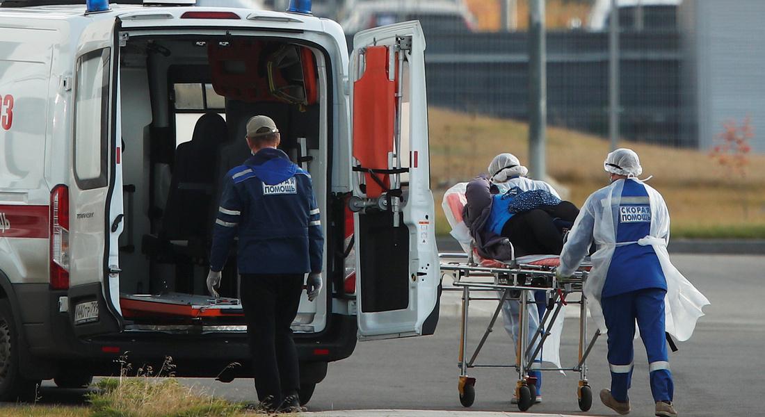Коронавирус в России: суточная смертность перевалила за 1000 человек
