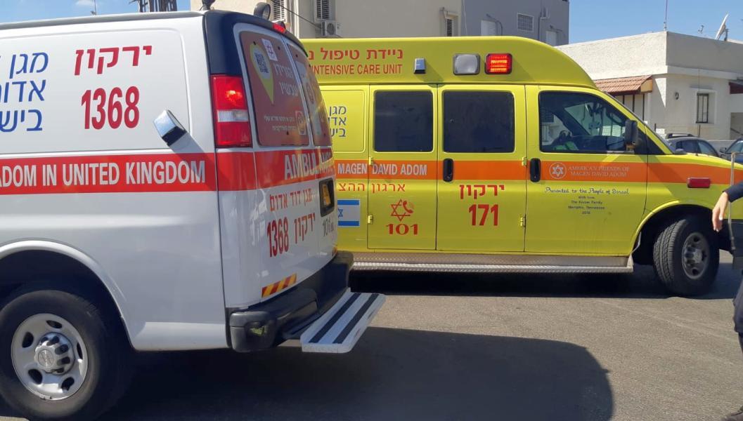В израильской скорой помощи перечислили ЧП в Йом-Кипур — два задавленных ребенка