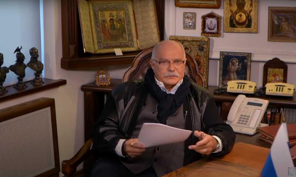 """Призывы к санкциям навеяли: Михалков вспомнил молодость и """"еврейский пароход"""""""