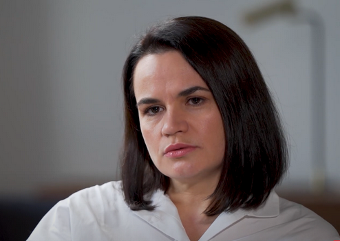 Тихановская объяснила, почему не торопится в тюрьму по примеру Навального