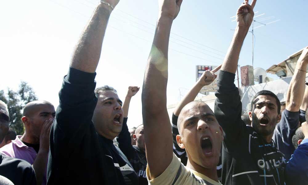 Два бойца ЦАХАЛа ранены в перестрелке возле Рамаллы