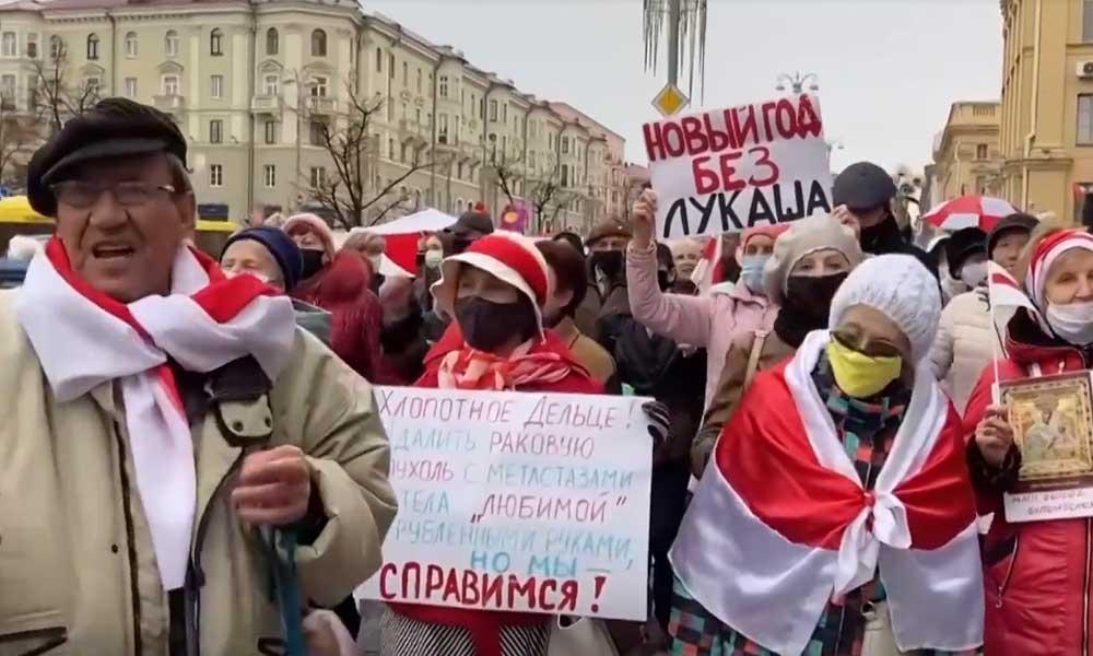 """Белорусская оппозиция начала играть с Батькой в """"казаки-разбойники"""": новая тактика противников Лукашенко. ВИДЕО"""