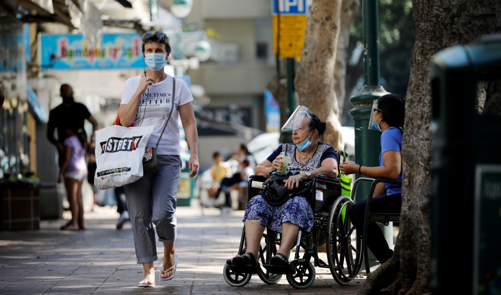 """""""Ковид"""" в Израиле: 75 умерших за сутки, 428  больных при смерти"""