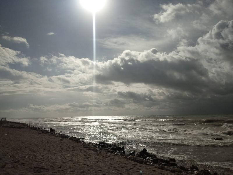 Погода в Израиле: прохладно и сыро