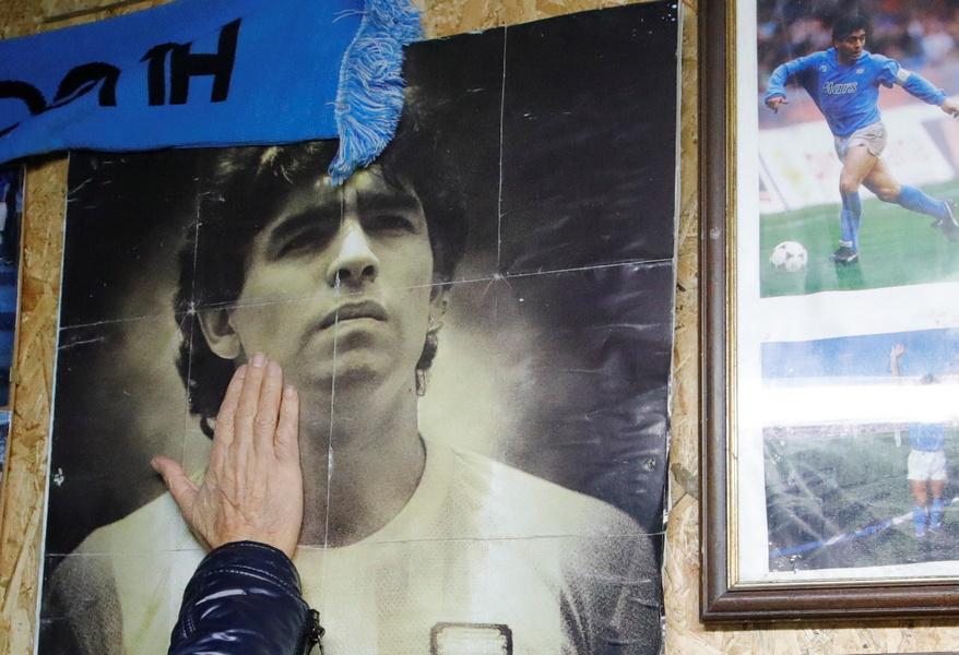 Аргентинская прокуратура заподозрила медсестру Марадоны в халатности, которая могла привести к его смерти