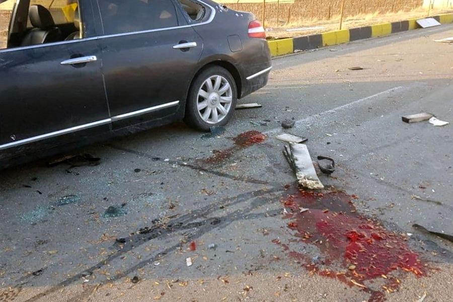 Иранский телеканал: на месте убийства Фахризаде обнаружен фрагмент оружия с логотипом израильского предприятия