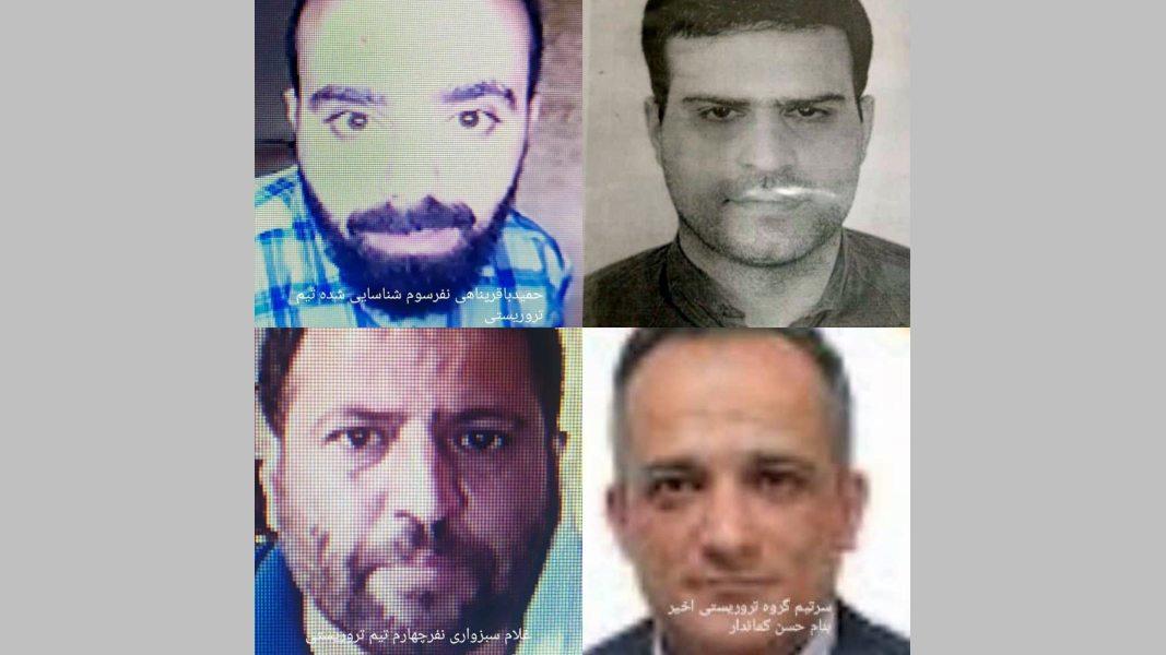 """Из разыскивает КСИР: опубликованы снимки подозреваемых в ликвидации """"отца иранской ядерной программы"""""""