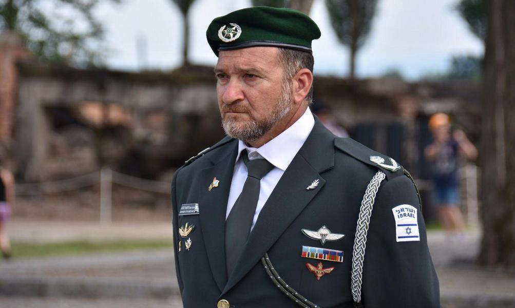 """В Израиле появился """"настоящий"""" генинспектор полиции"""
