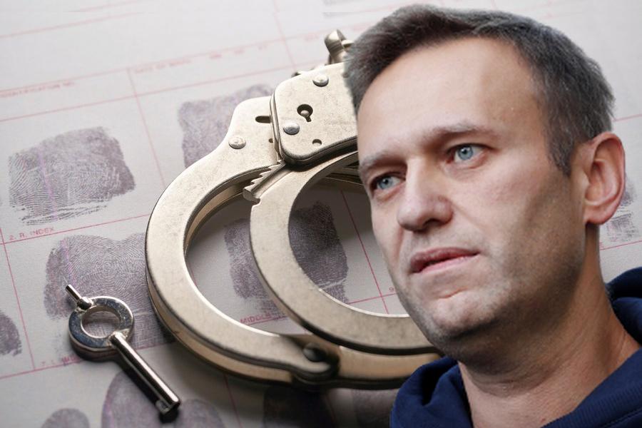 """Навальный из """"Матросской тишины"""": """"Я не жалею о том, что вернулся"""""""