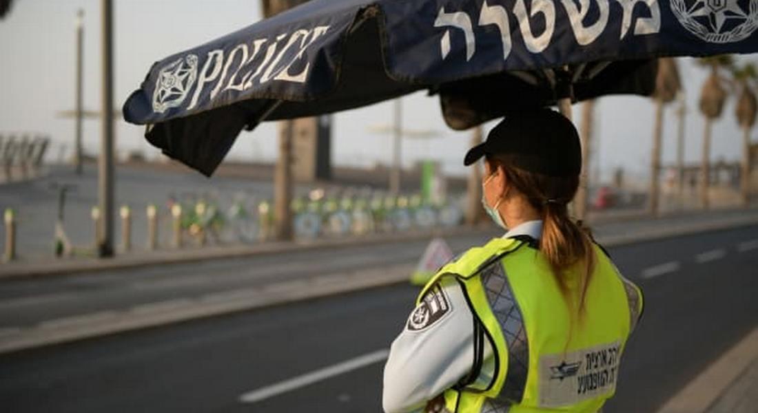 Не проехать, не пройти: в уикенд весь Израиль покроют полицейскими кордонами