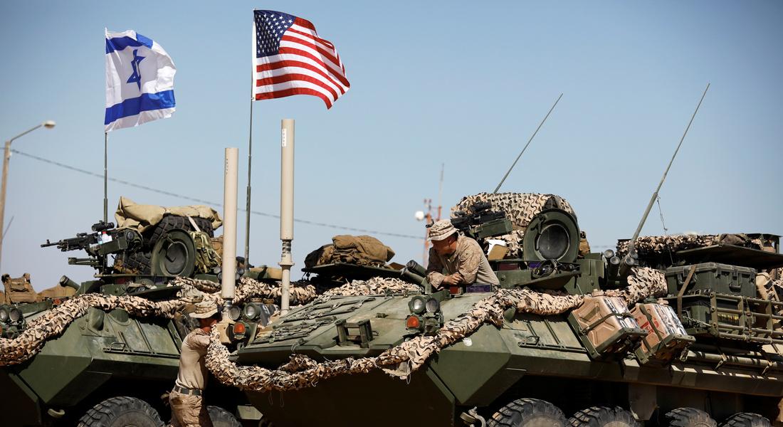 Израиль перевели в зону ответственности Центрального командования США