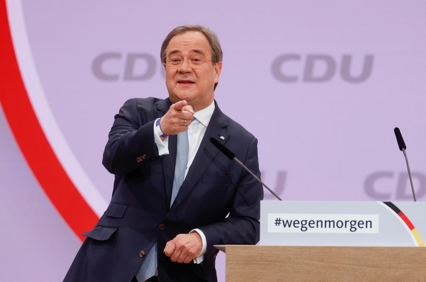 Будущий канцлер? В Германии избрали нового председателя правящей партии ХДС