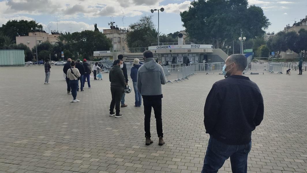"""""""Ковид"""" в Израиле: доля новых зараженных растет, число умерших приближается к четырем тысячам"""