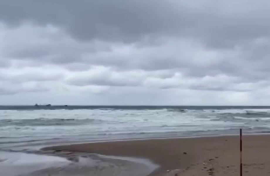 Российский сухогруз затонул у берегов Турции: есть погибшие