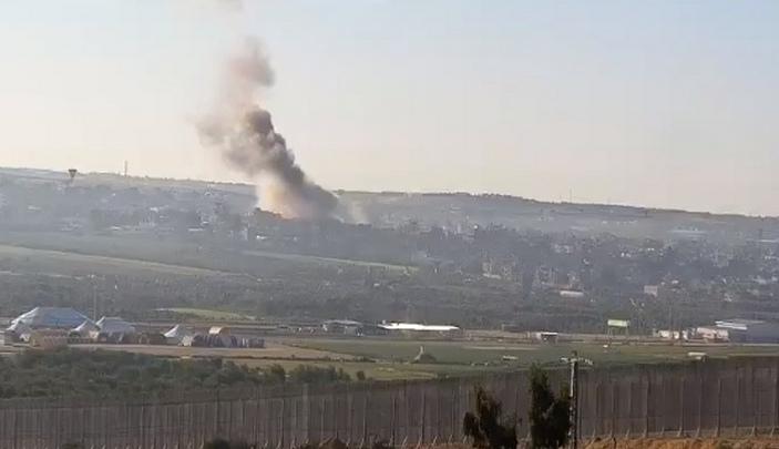 Сообщения из Газы: 9 убитых, в том числе главарь военного крыла ХАМАСа