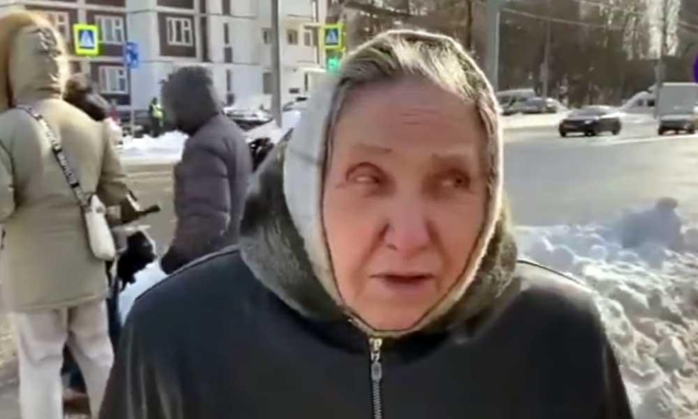 """Россиянка огорошила журналиста неожиданным ответом на извечный вопрос: """"Кто виноват?"""""""