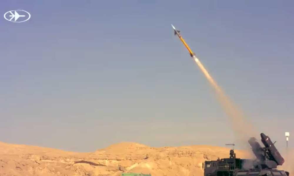 """Израиль успешно испытал ракету класса """"земля-воздух"""""""