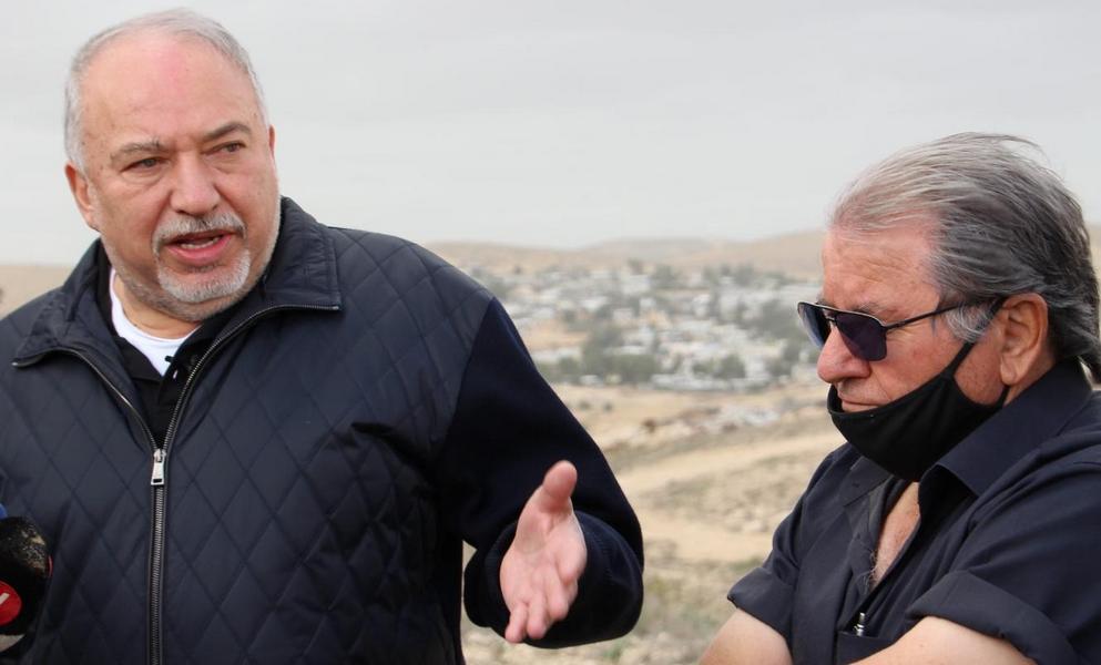 Либерман: изнасилование несовершеннолетних будем приравнивать к теракту