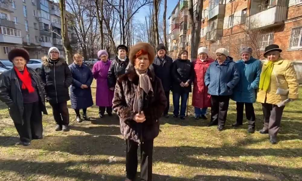 """Отряды Путина"" взъелись на ""Клабхауз"""