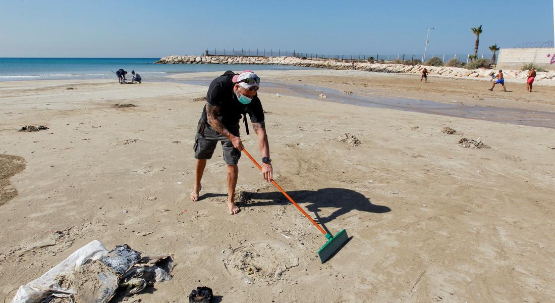"""В Ливане обвинили Израиль в """"экологическом терроризме"""": пусть расследует ООН"""
