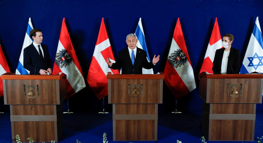 Израиль, Дания и Австрия объединились в фармакологический альянс