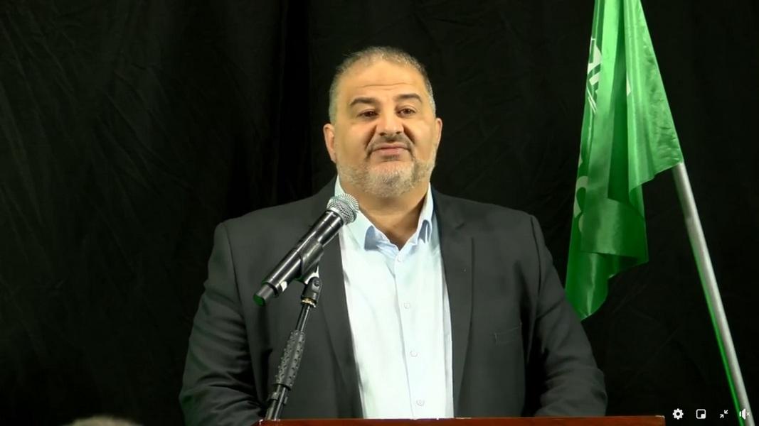 """Мансур Аббас рассказал, упал ли он в объятия Лапида и почему проголосовал против """"Ликуда"""""""