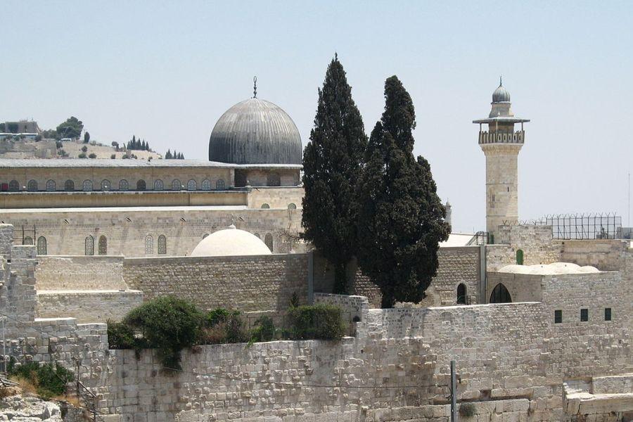 """""""Рамадан мубарак"""": полиция перекроет часть улиц, ведущих к Старому городу Иерусалима"""