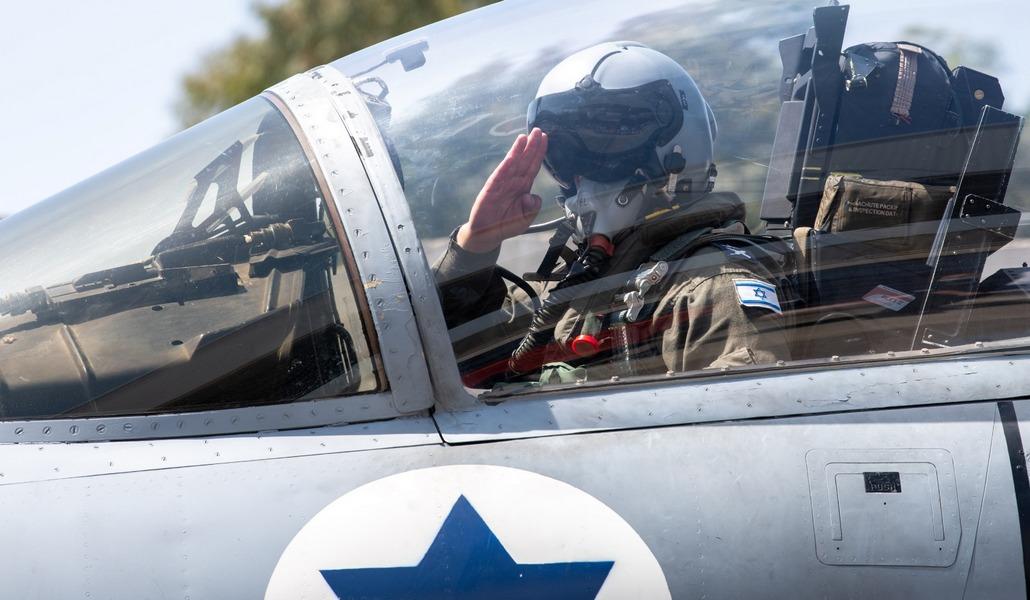 Ночной удар: израильские ВВС побомбили в приграничной зоне Ливана