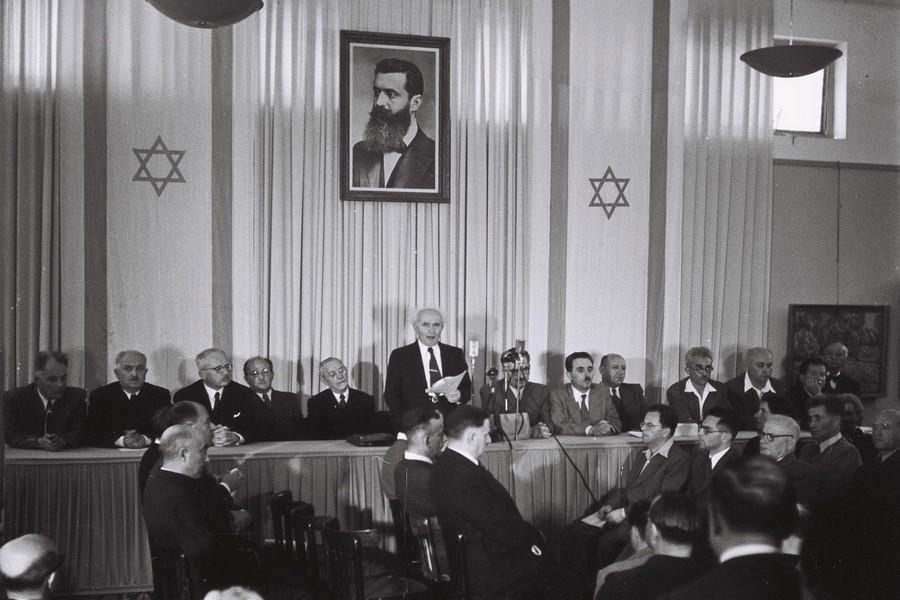 Бен-Гурион назван лучшим премьером в истории Израиля, Эхуд Барак – худшим, Нетаниягу -  в ТОП-5