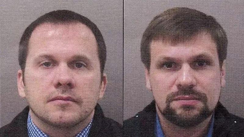 В 48 часов: Чехия высылает 18 российских дипломатов и разыскивает Петрова с Бошировым