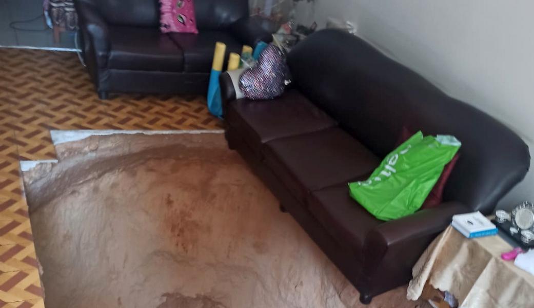 Кошмар в Рамат-Гане: под ногами жильцов разверзся пол