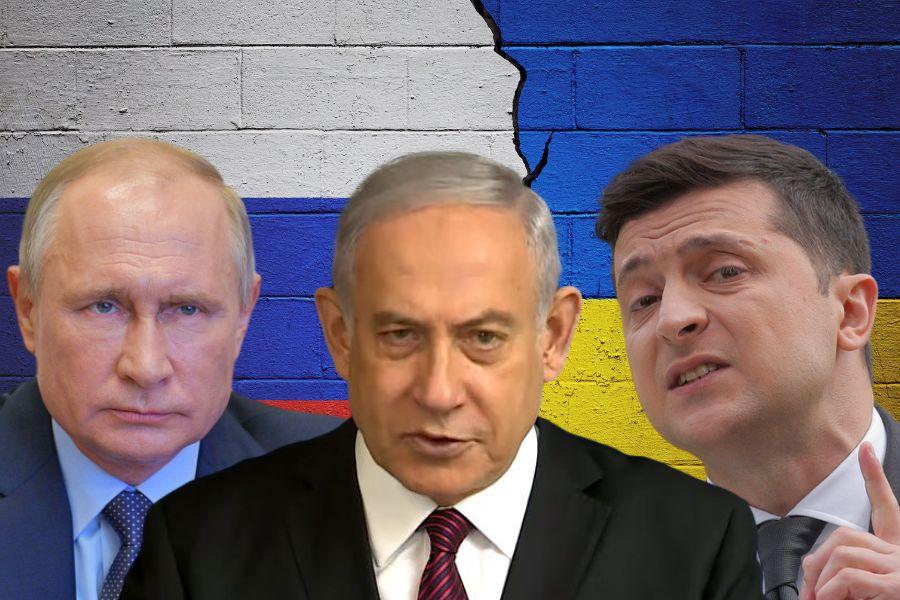 Нетаниягу поговорил с Путиным о Дне Победы, Сирии и немного об Украине